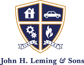 John H. Leming & Sons logo